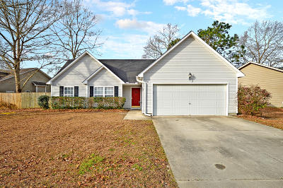 Summerville Single Family Home For Sale: 137 Paddock Way