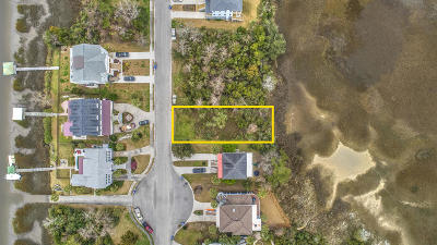 Charleston County Residential Lots & Land For Sale: 3111 S Shore Drive