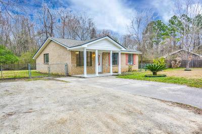 Goose Creek Single Family Home For Sale: 73 Oak Grove Road