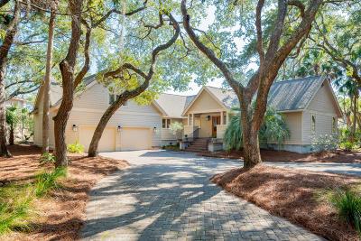 Seabrook Island Single Family Home For Sale: 2325 Marsh Hen Drive