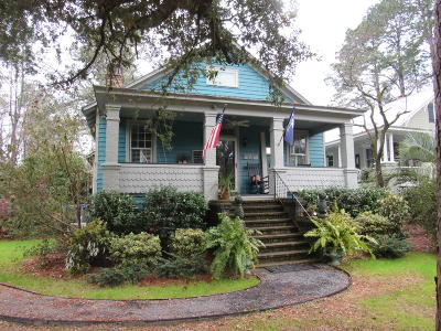 Summerville Single Family Home For Sale: 402 W Doty Avenue