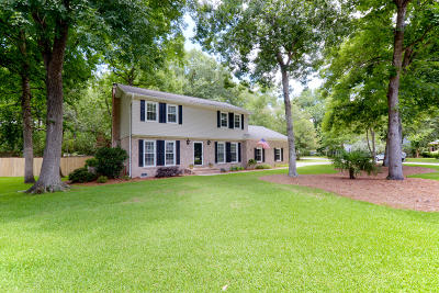 Mount Pleasant SC Single Family Home For Sale: $540,000
