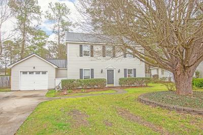 Berkeley County, Charleston County, Dorchester County, Colleton Single Family Home For Sale: 324 Indigo Road