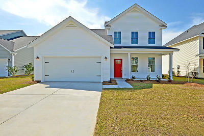 Goose Creek Single Family Home For Sale: 209 Wathen Drive