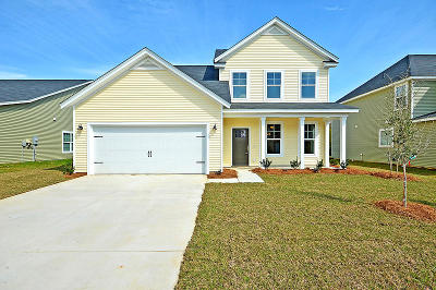 Goose Creek Single Family Home For Sale: 218 Wathen Drive