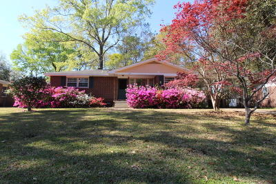 Charleston Single Family Home For Sale: 2627 Ridgewood Avenue