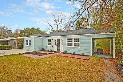 Charleston Single Family Home For Sale: 6 Paula Drive
