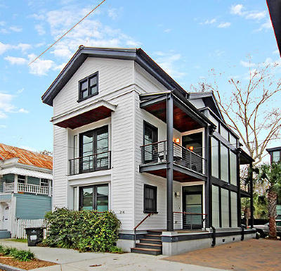 Charleston Single Family Home For Sale: 216 Coming Street