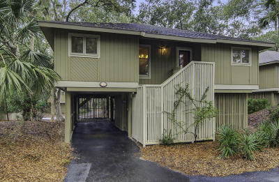 Seabrook Island Single Family Home For Sale: 1117 Summer Wind Lane