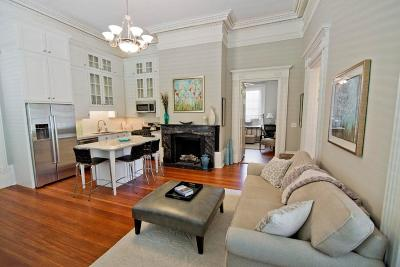 Charleston Attached For Sale: 214 Calhoun Street #3