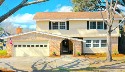 Charleston Single Family Home For Sale: 14 Charlyn Drive