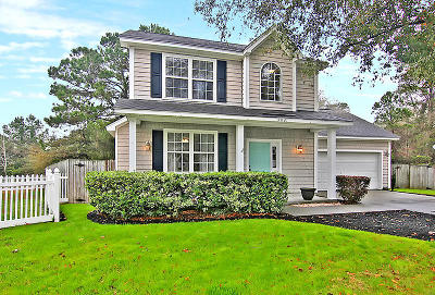 Single Family Home Contingent: 903 Pleasant Cove Court
