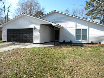 Goose Creek Single Family Home For Sale: 1021 Willowood Avenue Avenue