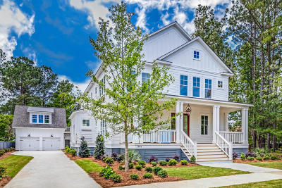 Berkeley County, Charleston County, Colleton County, Dorchester County Single Family Home For Sale: 305 Gunboat Lane