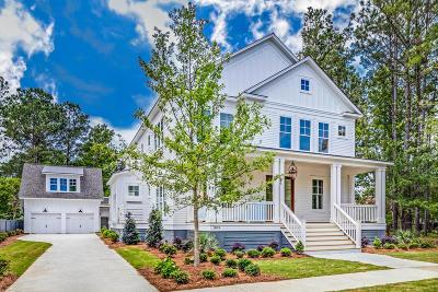 Berkeley County, Charleston County Single Family Home For Sale: 305 Gunboat Lane