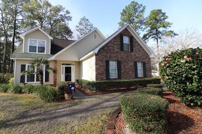 Summerville Single Family Home For Sale: 192 Telfair Court
