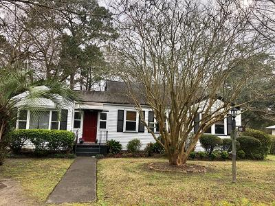 Charleston Single Family Home For Sale: 1249 Parkwood Estates Drive