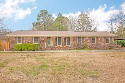 Single Family Home For Sale: 102 Barbara Drive