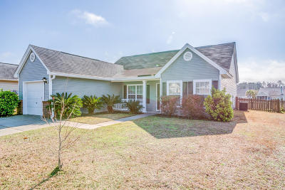 Summerville Single Family Home For Sale: 5043 Carrington Court