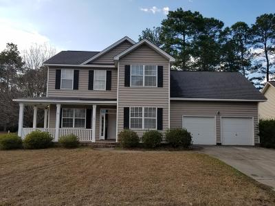 Summerville Single Family Home For Sale: 101 Presidio Bend