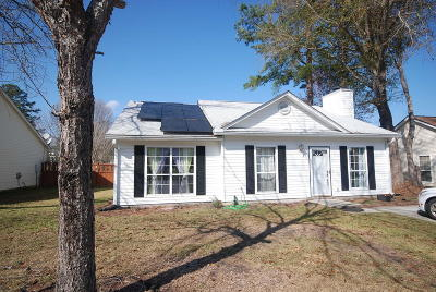 Summerville Single Family Home For Sale: 417 Courtland Drive