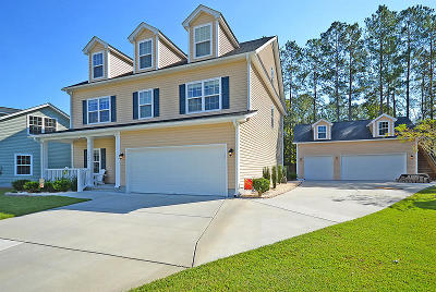 North Charleston Single Family Home For Sale: 5304 Natures Color Lane