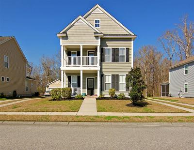Goose Creek Single Family Home Contingent: 206 Old Savannah Drive