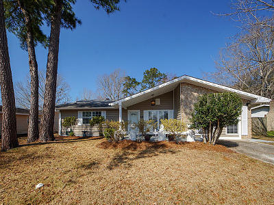 Single Family Home For Sale: 412 Temple Road