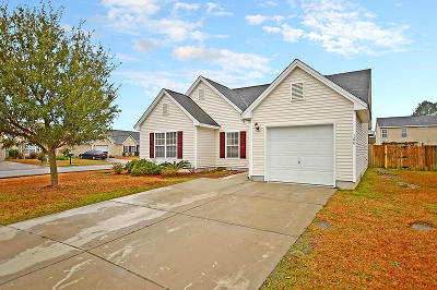 Summerville Single Family Home For Sale: 100 Cranston Ln