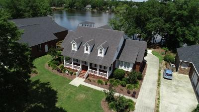 Single Family Home For Sale: 20 Woodlake Drive