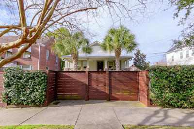 Charleston SC Single Family Home For Sale: $825,000