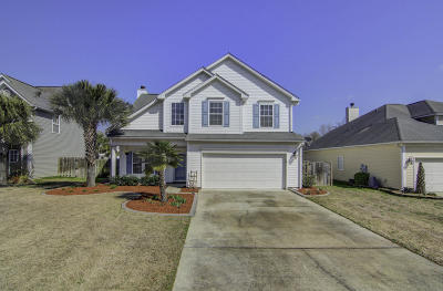 Summerville Single Family Home For Sale: 3037 Argyll Drive