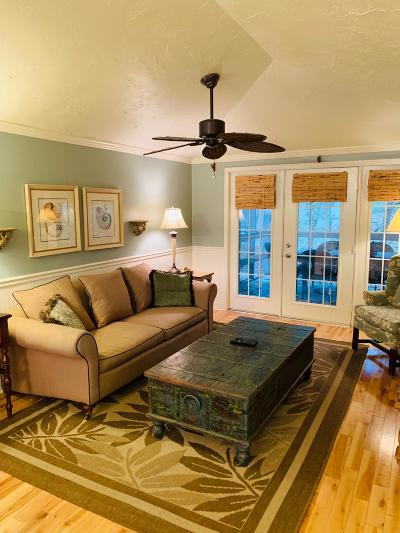 Isle Of Palms Single Family Home For Sale: 50 Twin Oaks Lane