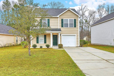 Summerville Single Family Home For Sale: 127 Malibu Road