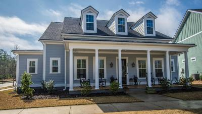 Summerville Single Family Home For Sale: 318 Woodgate Way