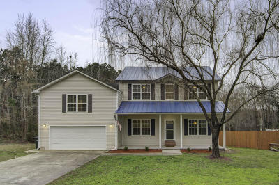 Goose Creek Single Family Home Contingent: 366 Camelot Drive