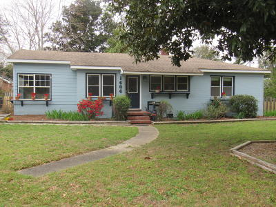 North Charleston Single Family Home Contingent: 1404 Monitor Street