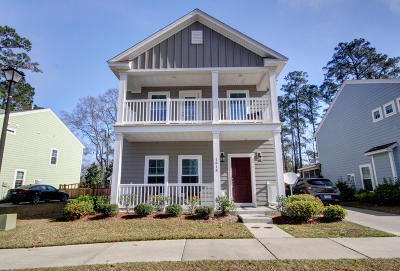 Johns Island Single Family Home Contingent: 1618 Sparkleberry Lane