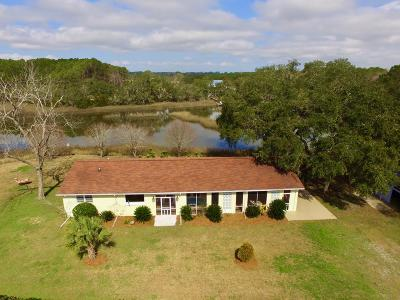 Single Family Home For Sale: 3490 Point Field Road