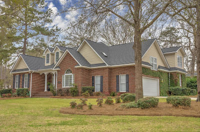 Coosaw Creek Country Club Single Family Home Contingent: 4224 Wildwood Landing