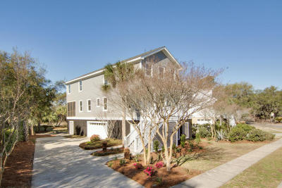 Charleston Single Family Home For Sale: 121 Oak Turn Road