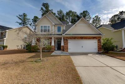 Moncks Corner Single Family Home For Sale: 315 Freeland Way