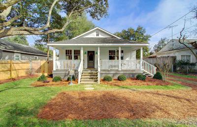 North Charleston Single Family Home Contingent: 4908 N Rhett Avenue