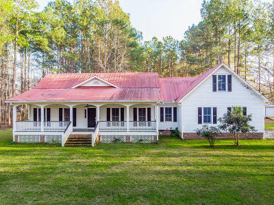 Walterboro Single Family Home Contingent: 3014 Cottageville Highway