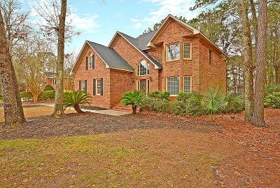 North Charleston Single Family Home For Sale: 8684 Arthur Hills Circle