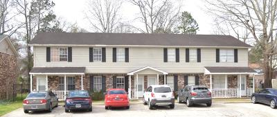 North Charleston Multi Family Home Contingent: 65 Hunters Ridge Lane #A, B, C,