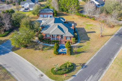 Summerville Single Family Home Contingent: 1021 Mount McKinley Drive
