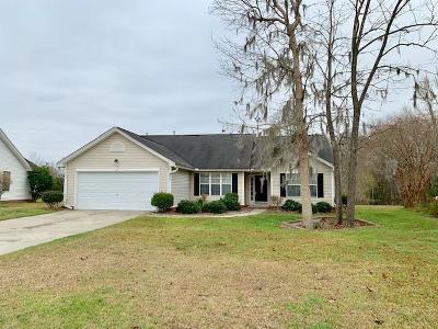 Single Family Home Contingent: 502 Hainsworth Drive