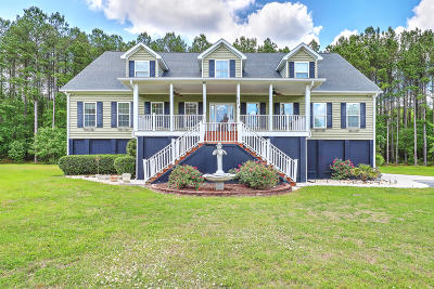Moncks Corner Single Family Home For Sale: 214 Shelby Shea Lane
