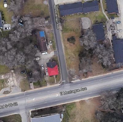 North Charleston Residential Lots & Land For Sale: 1644 E Montague Avenue